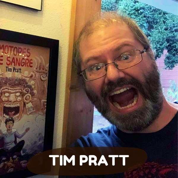 Tim Pratt escritor author
