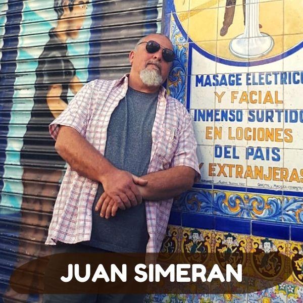 Juan Simeran autor author