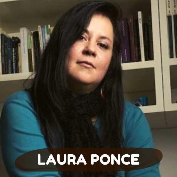 Laura Ponce escritora author