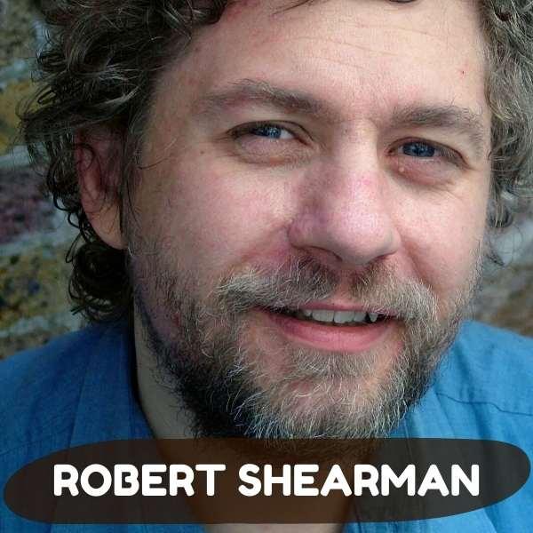 Robert Shearman escritor author