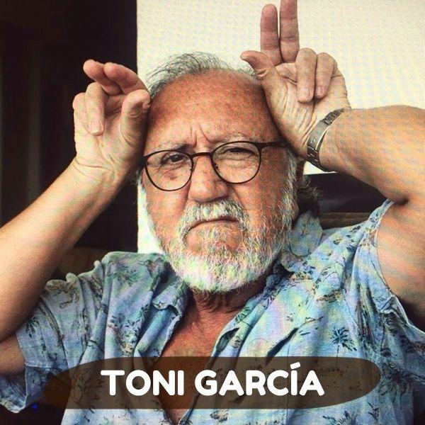 Toni García guionista